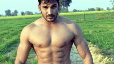 Los pezones de los hombres surgen como parte más de la evolución del cuerpo.