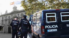 Operativo Policial Asignado Tribunal Supremo
