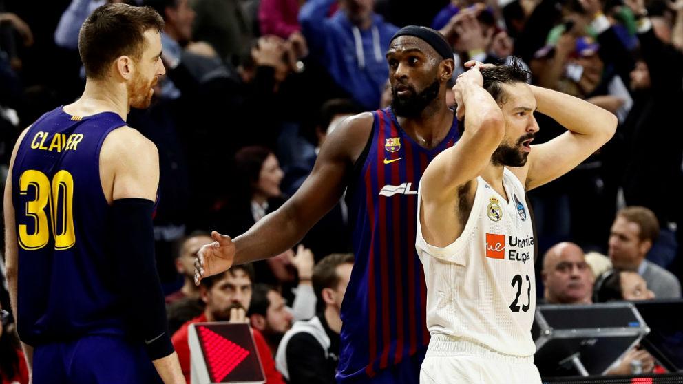 Real Madrid – Barcelona: primer partido de la final del playoff de la Liga Endesa, en directo.