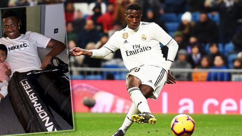 El secreto de Vinicius para ser la estrella del Madrid.