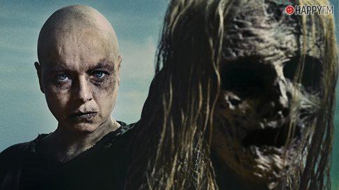 Alpha, la gran villana de 'The Walking Dead'