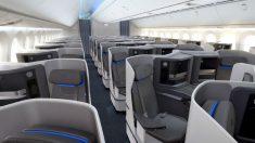 Air Europa despunta con la nueva clase Business de los Dreamliners (Foto: Air Europa)