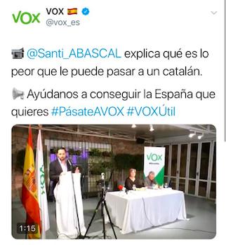 """El PSOE copia a VOX su lema de campaña: """"La España que quieres"""""""