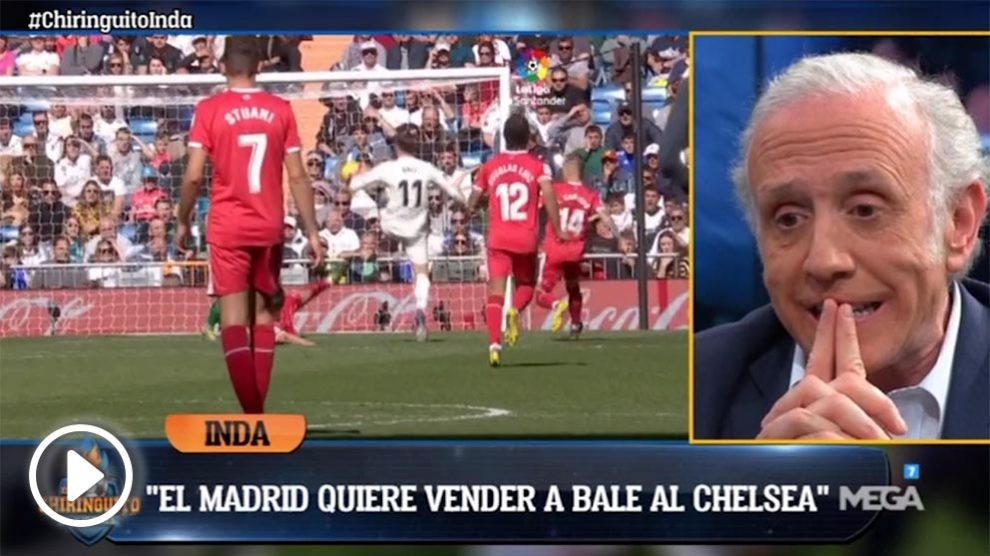 Bale tiene un futuro incierto en España.