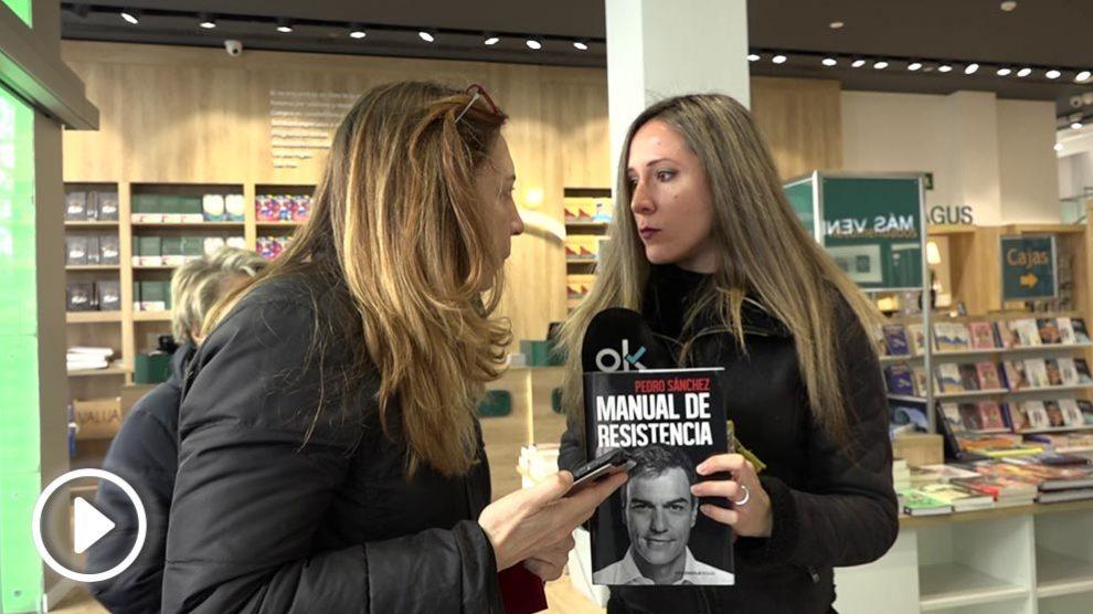 El libro de Pedro Sánchez, 'Manual de Resistencia', sale a la venta