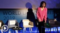 Dolores Delgado en el World Law Congress