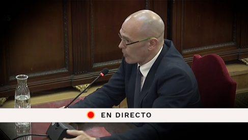 Sigue el juicio del procés en directo: Declaración de Raül Romeva   Última hora Cataluña
