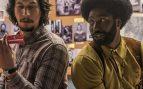 John David Washington, y Adam Driver protagonizan 'Infiltrado en el KKKlan', nominada a seis categorías en los Oscar 2019.