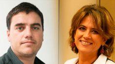 Manuel Altozano y Dolores Delgadp.