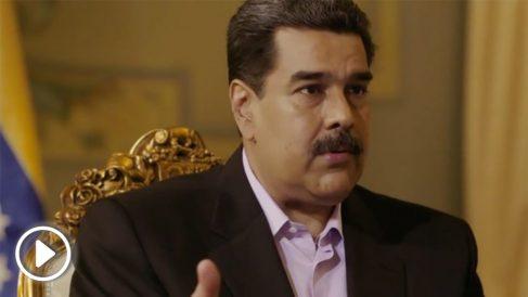 El dictador venezolano Nicolás Maduro entrevistado por Jordi Èvole en su programa Salvados de La Sexta.