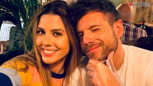 Pablo López y Miriam Rodríguez, un gran equipo dentro y fuera de 'La Voz'