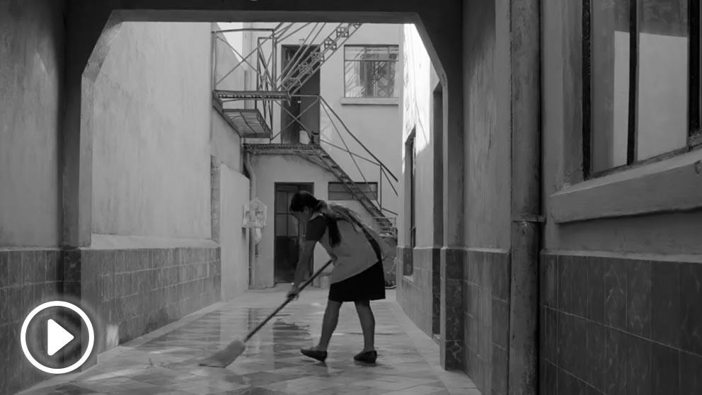 Trailer 'Roma', de Alfonso Cuarón.