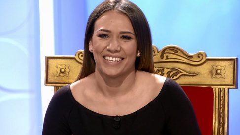 La nueva tronista Silvia se estrena en 'Mujeres y hombres y viceversa'