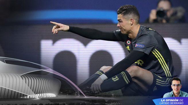 Cristiano Ronaldo, manual de resistencia