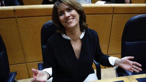Dolores Delgado. (Foto. PSOE)