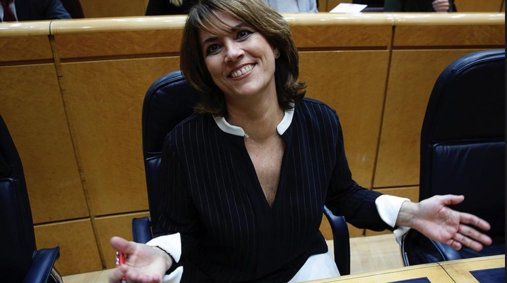 Dolores Delgado, fiscal, general de Estado. (Foto. PSOE)
