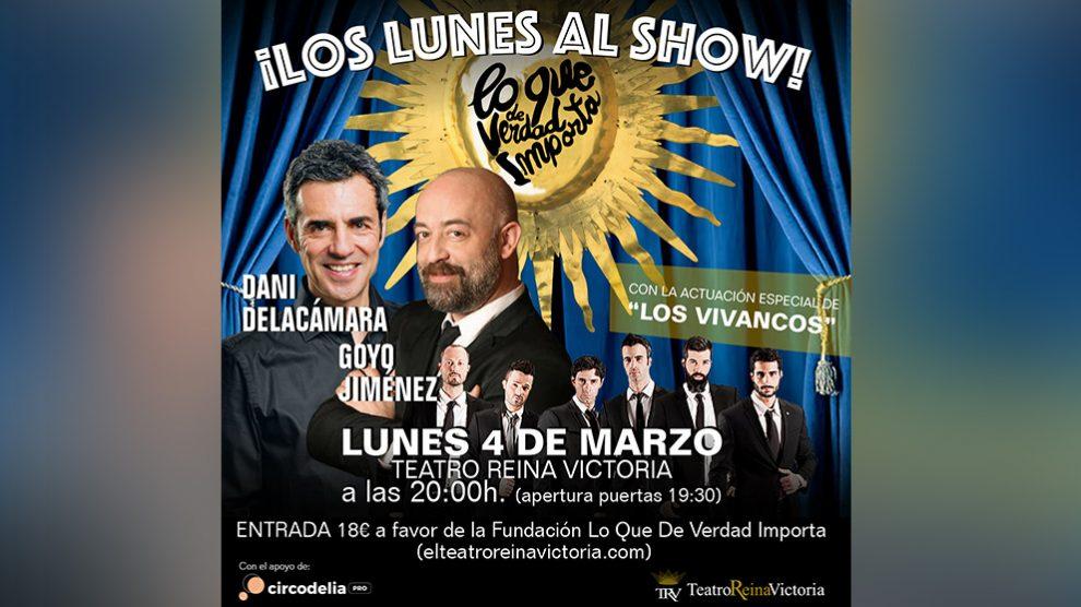 La Fundación Lo Que De Verdad Importa presenta 'Los lunes al show'