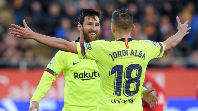 Alineación oficial del Barcelona contra el Alavés: Messi y Jordi Alba, suplentes