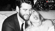 Liam Hemsworth confiesa más detalles de su boda con Miley Cyrus