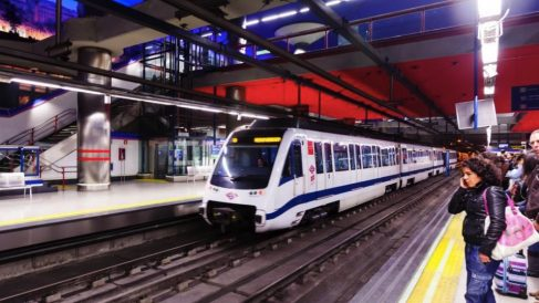 Metro de Madrid. (Foto. Comunidad)