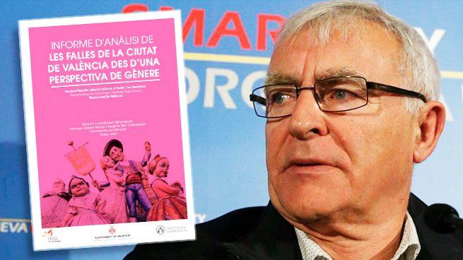 Joan Ribó paga 35.000 € públicos por un informe para criticar el machismo de las Fallas