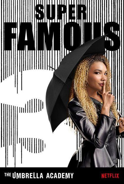 'The Umbrella Academy': Conoce a todos los personajes de la nueva (y sorprendente) ficción de Netflix