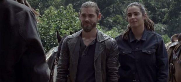 Tom Payne en 'The Walking Dead'