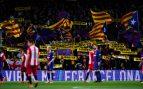 Barcelona huelga