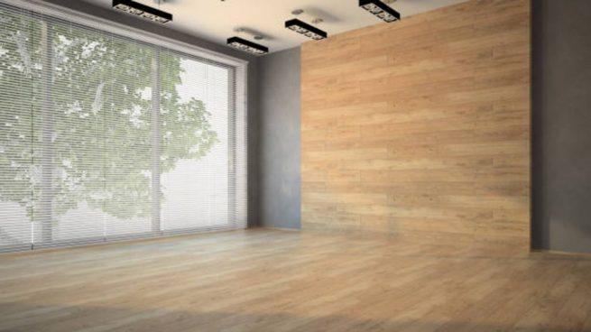 C mo decorar paredes con madera de forma original paso a paso - Madera para paredes ...