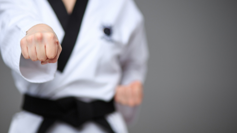 Pasos para ser cinturón negro de karate