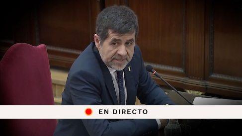 Juicio del procés, en directo: Jordi Sánchez en el Tribunal Supremo   Última hora Cataluña