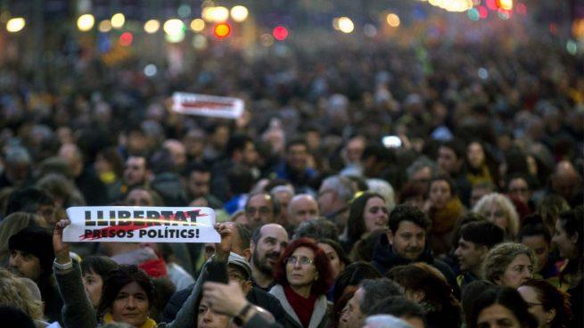 Huelga Cataluña