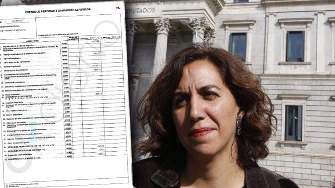 La 'negra' de Sánchez vendió su empresa tras un año y en pérdidas para dirigir la 'marca España'