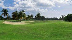 Campo de golf en Cuba (Foto: iStock)