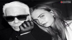 Karl y Cara