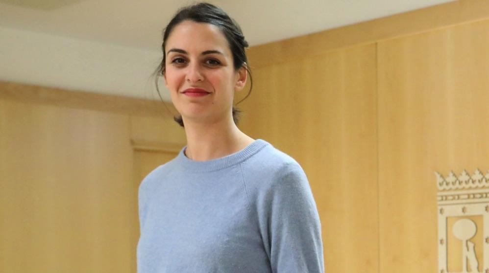 La portavoz Rita Maestre. (Foto. Madrid)