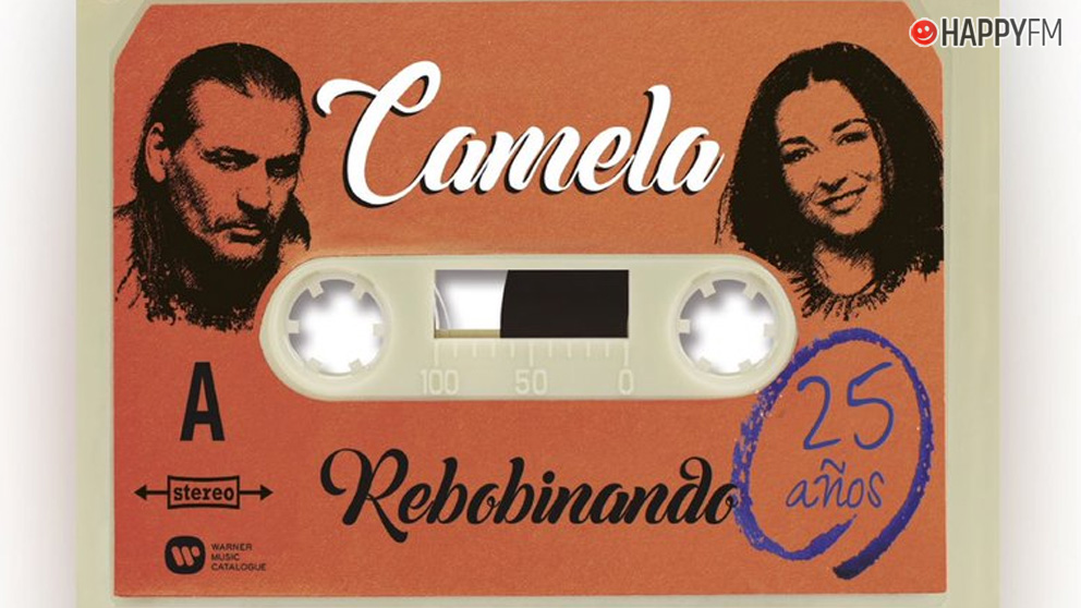 Nuevo álbum de Camela
