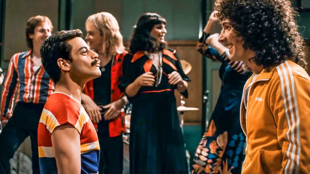 Rami Malek da vida a la leyenda Freddie Mercury en 'Bohemian Rhapsody'