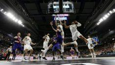 Randolph, Tomic y la jugada decisiva de la Copa ACB. (ACB)