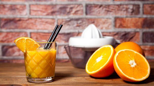 crema pastelera de naranja