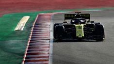El Renault de Ricciardo ha sido una de las grandes sorpresas de los entrenamientos. (Getty)