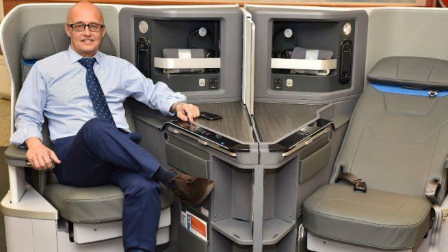 Air Europa mejora su oferta 'business' tras elevar un 17% las ventas de este tipo de pasajes