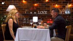 Sonia y David en 'First Dates'.