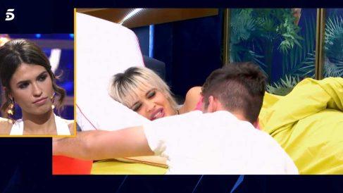 Alejandro e Ylenia en 'GH DÚO'.