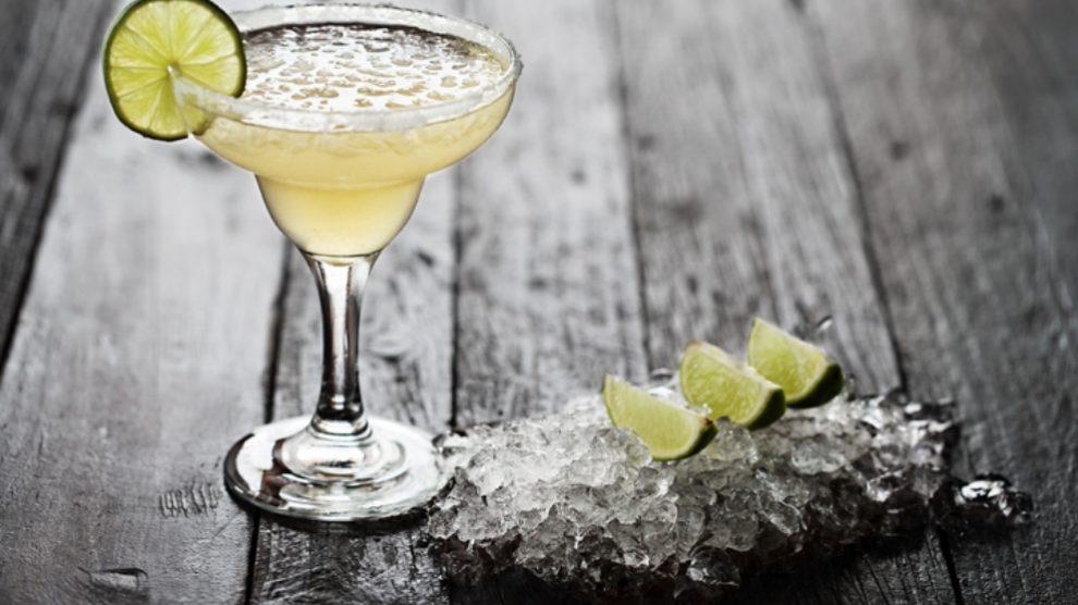 3 recetas de cóctel margarita fácil de preparar
