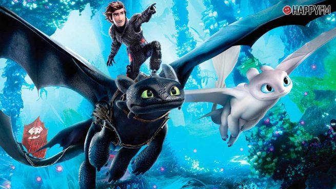 Crítica de 'Cómo entrenar a tu dragón 3'
