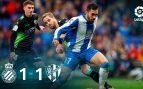 Espanyol – Huesca: resultado, resumen y goles (1-1)