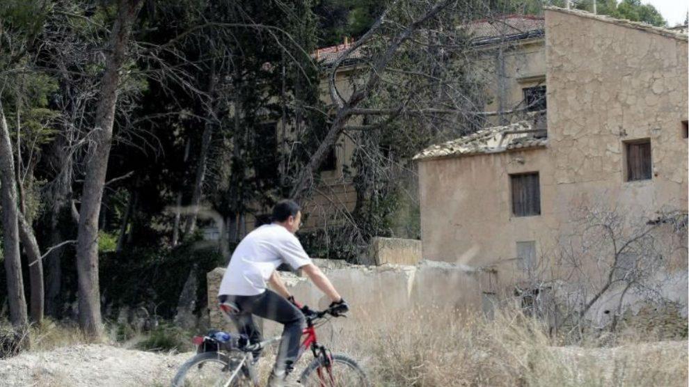 Finca El Poblet. Foto: EFE
