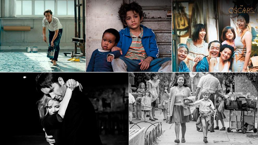 Oscars 2019: las películas nominadas en la categoría de mejor película de habla no inglesa.