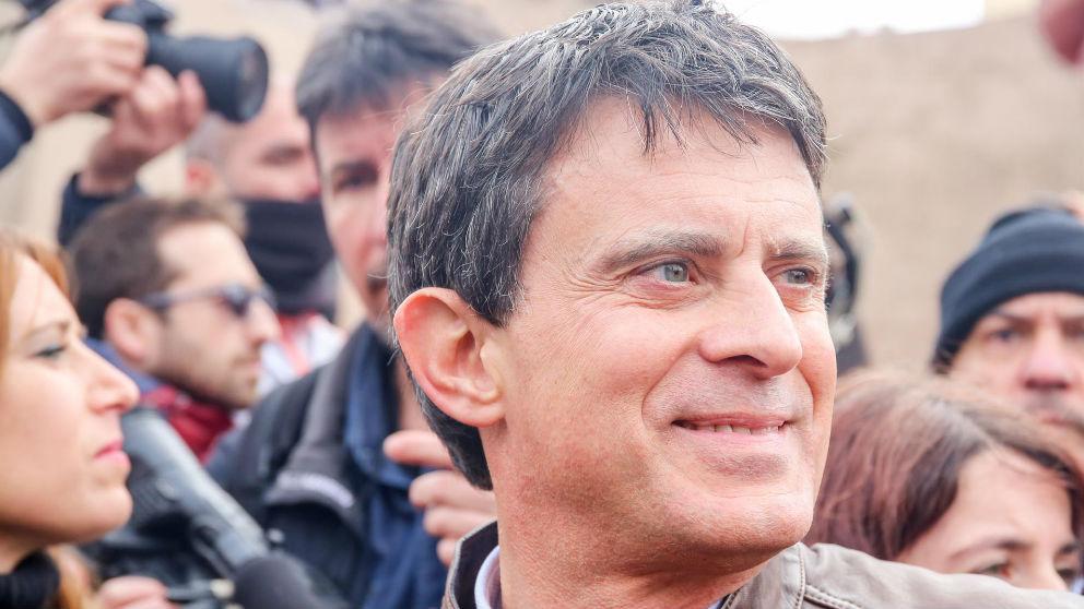 Manuel Valls. Foto: Europa Pres